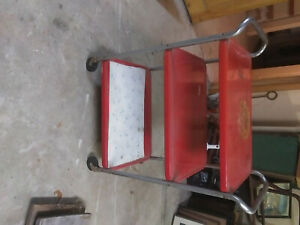 vintage cosco kitchen cart