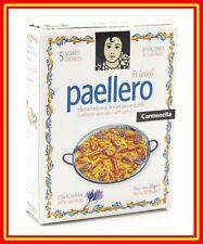 12 PACKETS X 360 SERVINGS / TEIL - PAELLA Gewürz aus SPANIEN - CARMENCITA