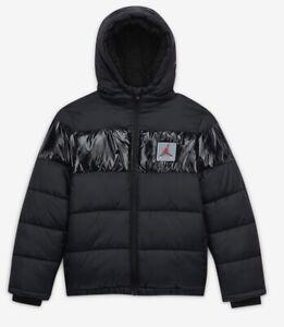 Jordan Kids Puffer Jacket, Medium.