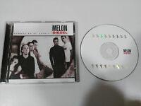 MELON DIESEL HOMBRE EN EL ESPEJO CD EPIC 2001 SPANISH EDITION