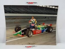 Stéphan Grégoire 1993 Indianapolis 500 Qualifying Photo Pictures Formula Project