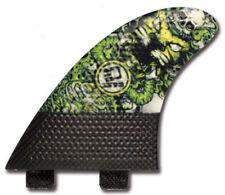3DFins - Carbon 6.0 XDS (FCS) - Medium/Large - Lionhead - Thruster - Surfboard