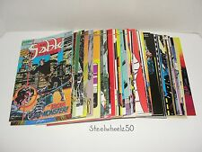 Jon Sable Freelance 46 Comic Lot First 1983 #1 5-13 17-19 21 22 24-55 Mike Grell