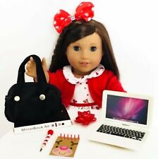Laptop Computer for American Girl Doll 18