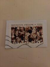 N°1659 Timbre France Oblitéré De 2019 Inspiration Africaine Tissu