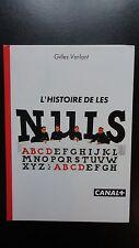 L'HISTOIRE DE LES NULS CANAL+ GILLES VERLANT 1995