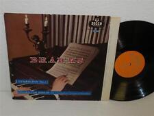 EDUARD VAN BEINUM Brahms Symphony No.1 LP Decca LXT 5366 UK VG+