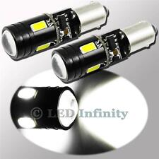 BA9S 1891 64113 White 9W High Power CREE 4-SMD LED Car Map Dome Lights 3886x