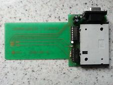 Emulador de tarjeta inteligente/Data Logger también conocido como interfaz de temporada