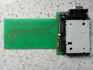 Smart Card Emulator / Data Logger aka Season Interface