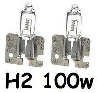 H2 Globes Bulbs 100W 12V suit Hella Rallye Rally 2000 older models