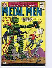 Metal Men #9 DC Pub 1964