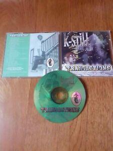 K-Still – Transactions G-Funk G-Rap