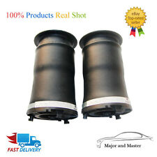 2PCS For Hummer H2 2003-2009 Rear Air Suspension Springs Airbags 15938306