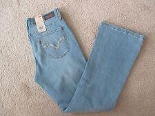 NWT - LEVI'S ladies 515 Blue Denim Bootcut jeans - sz 6 S - MSRP $54.00