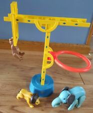 1973 Fisher Price Little People Play Family Animal Circus #135