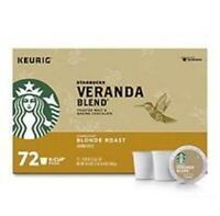 HUGE LOT 304 Starbucks Veranda K CUPS Coffee Blonde Roast Best Before JAN. 2020