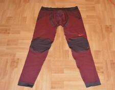 NIKE PRO HYPERWARM FLEX COMPRESSION MENS TIGHTS -  MENS SIZE LARGE