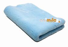 Tapis Confortbed Vetbed Eleveur bleu clair uni, épaisseur 32 mm 75x100 cm