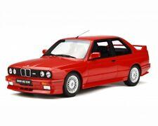 1:18 Otto BMW M3 E30 Coupe Rot RED OT695 NEU