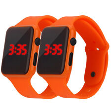 Simple Man And Women High Quality Digital Electronic Dial Casual Wrist Watch CA