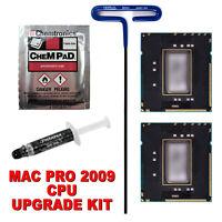 12 Core 2009 Apple Mac Pro 5.1 Pair X5680 3.33GHz XEON CPU 4,1 upgrade kit 5,1