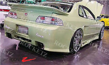 97-01 Honda Prelude JDM Black Widow Style Spoiler Wing USA CANADA Spyder Spider