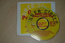 Inner circle - Games people play. CD-Single promo (CP1704)