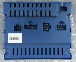 Ford Falcon Fairmont Fairlane Ghia BA BF body control module BCM BLUE