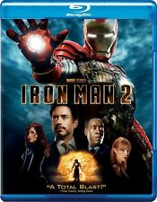 Iron Man 2 (Blu-ray Disc, 2010)
