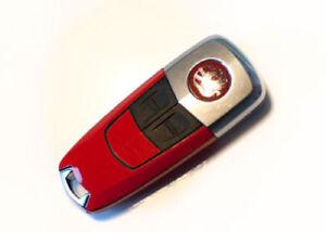 Vauxhall Corsa Astra GTC OPC Astra Twin Top HJ D GSI red key sticker