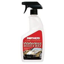 Mothers 05644;Car Wash And Wax; California Gold; Liquid; 24 Ounce Spray Bottle