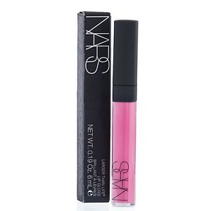 NARS LARGER THAN LIFE LIP GLOSS COUER SUCRE 0.19 OZ NEW IN BOX