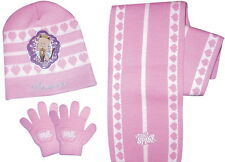 Set invernale Hello Spank cuffia guanti sciarpa *02525