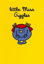 Little Miss Giggles Blank Greeting Card by Hype Associates