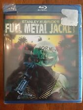 Full Metal Jacket Blu-ray Region A BLU-RAY/WS/Deluxe Edition BRAND NEW UNOPENED!