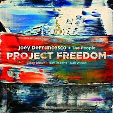 Joey DeFrancesco And People - Project Freedom (NEW 2 VINYL LP)