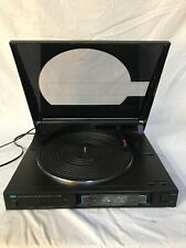New listing Sansui P-L50 Direct Drive Linear Tracking Turntable X5