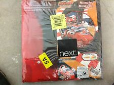 Next roary the racing car single bedset duvet and pillowcase brand new sealed