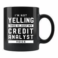 Funny Credit Analyst Gift Credit Analysis Mug Credit Specialist Gift Gift For