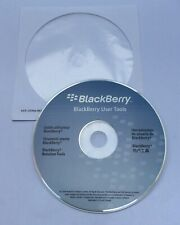 BlackBerry User Tools software Disc CD-ROM - Phone Drivers Good condition
