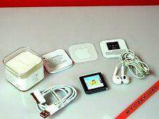 Apple iPod Nano 16 GB- 6 Generatio - MC694QG/A - Farbe Graphite .