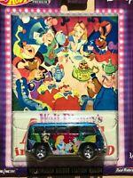 Hot Wheels Premium Disney - Alice in Wonderland - VW Deluxe Station Wagon