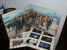 THE WHO QUADROPHENIA OST   DOPPIO LP MADE IN ENGLAND U.K. 1979