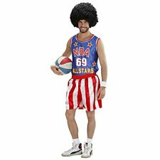 Basketball Player - Adult Fancy Dress Costume - Small - 3840