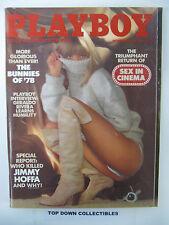Playboy  Magazine  Nov.1978    Monique St. Pierre POTM/Bunnies Of '78