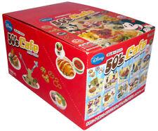 Rare 2008 Re-Ment Disney Mickey Mouse 50's Café Full Set of 10 pcs