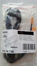 2x neue LED Verlängerungskabel 2m, Loox Stecksystem.