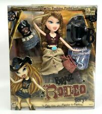 Bratz Rodeo Sorya Doll 2006 MGA Brand New Cowgirl Doll