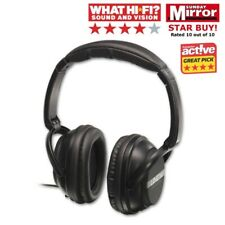 LINDY NC-40 Active Noise Cancelling Headphones-20425
